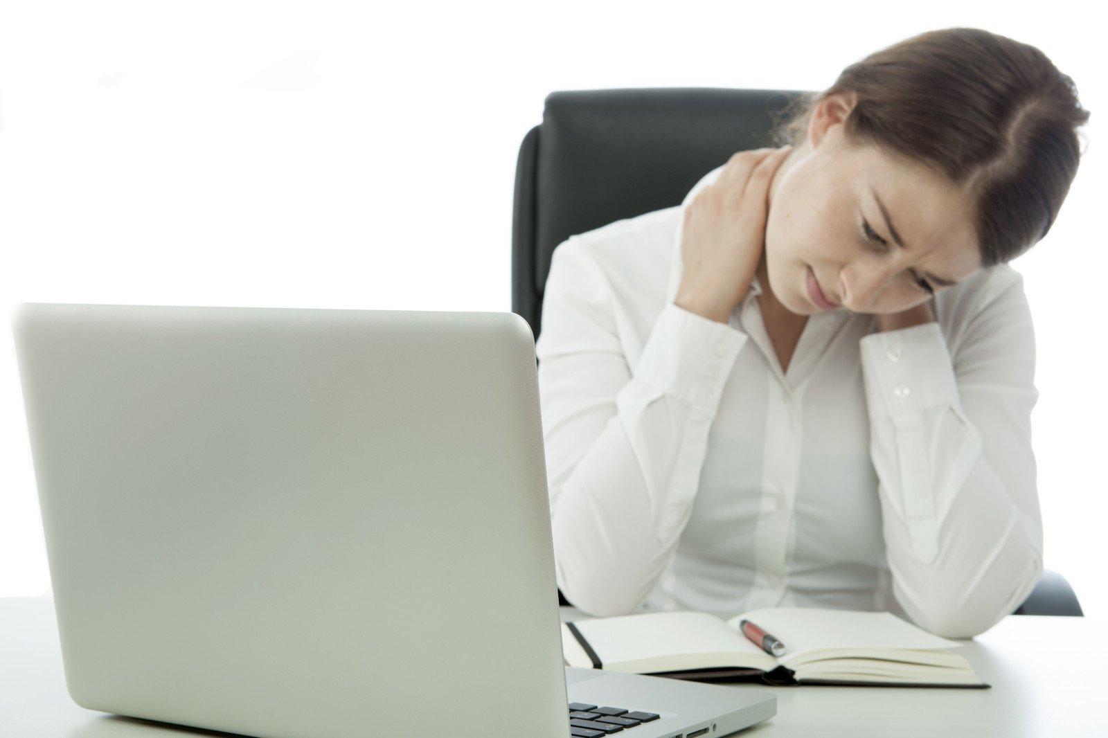 Office Ergonomics Ansell Chiropractic