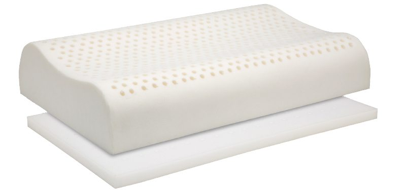 Townsville Chiropractor recommended Latex pillow