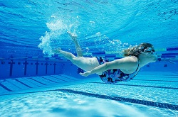 low back pain and swimming