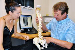 Townsville Chiropractor Examination