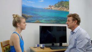 Townsville Chiropractor Consultation