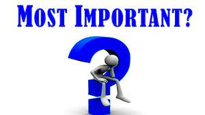 Is Cost Most Important